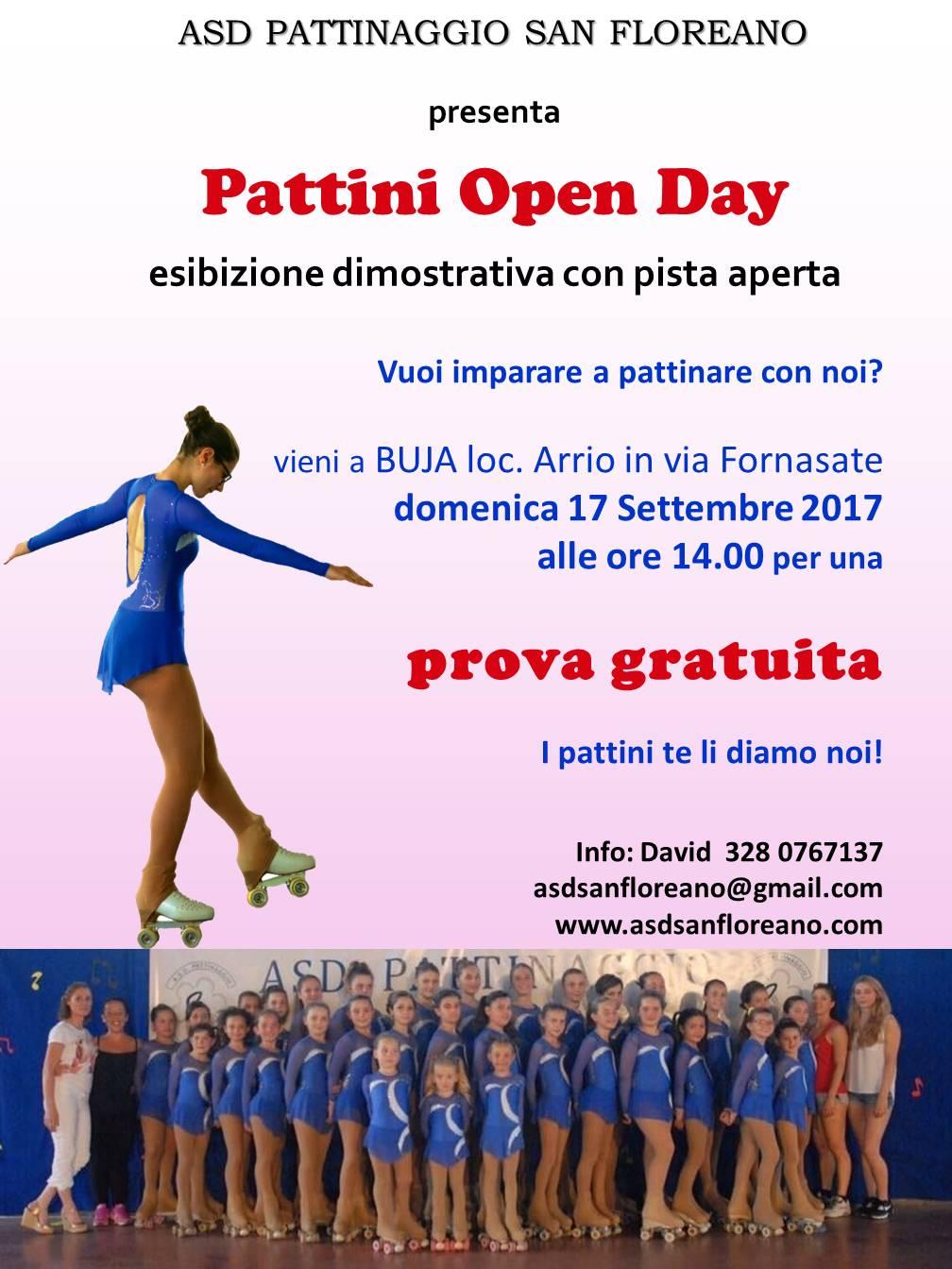 Pattini Open Day 2017